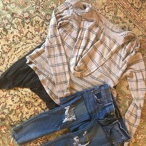 Brandy Melville Hooded Sweater